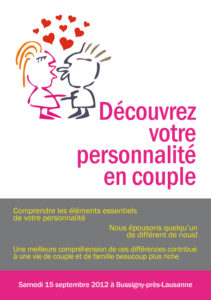 personnalité en couple